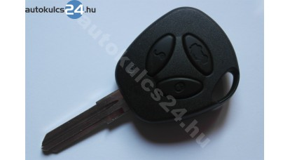 Lada 3 gombos kulcsház