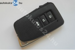Lexus  3 gombos kulcsház kihúzható kulcsszár