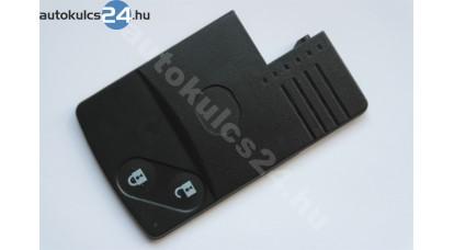 Mazda 2 gombos kártyaház