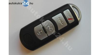 Mazda 3+1 gombos bedugós kulcsház