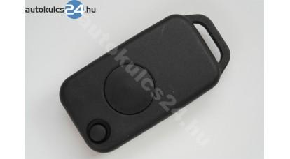 Mercedes 1 gombos bicskakulcs osztott kulcsszár
