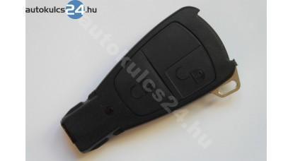 Mercedes 2 gombos kulcsház