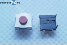 Mikrokapcsoló 6.2mm * 6.2mm * 3.1mm