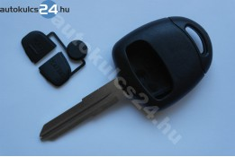 Mitsubishi 2 gombos kulcs balos