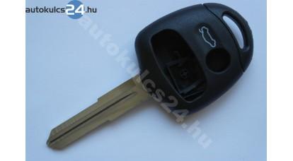 Mitsubishi 3 gombos kulcs jobbos