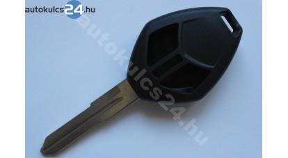 Mitsubishi 2 gombos kulcs rombusz