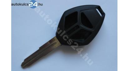 Mitsubishi 3 gombos kulcs rombusz