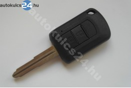 Mitsubishi 2 gombos kulcsház
