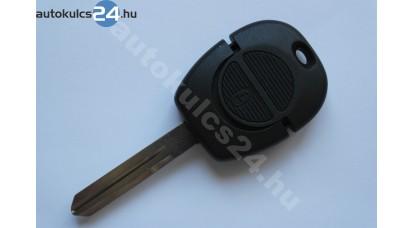 Nissan 2 gombos kulcsház A33