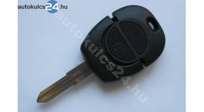 Nissan 2 gombos kulcsház A32