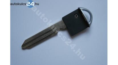 Nissan biztonsági kulcs