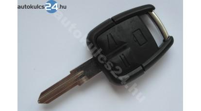 Opel háromgombos kulcs(balos)