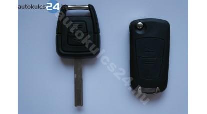 Opel 2 gombos bicskakulcsátalakító HU43