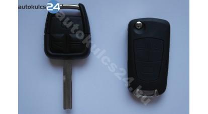 Opel 3 gombos bicskakulcsátalakító HU43