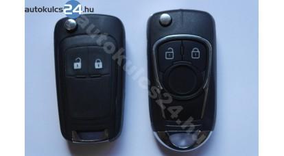 Opel kétgombos bicskakulcs újabb
