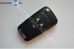 Opel 3 gombos 433Mhz ID46