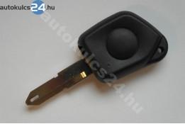Peugeot 1 gombos kulcs