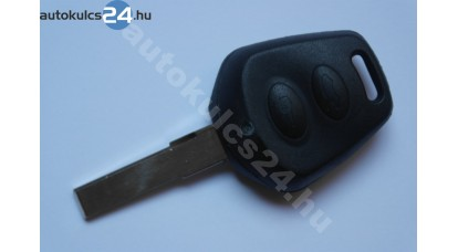 Porsche két gombos kulcsház