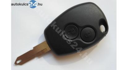Renault kulcsház két gombos