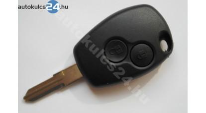 Dacia kulcsház két gombos