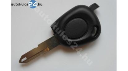 Renault kulcs chiptartóval