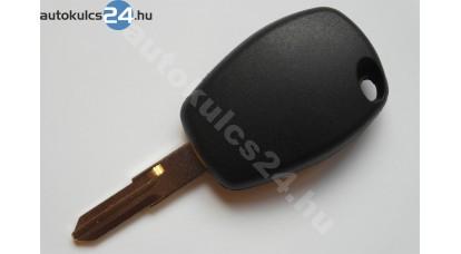 Renault kulcsház gomb nélkül