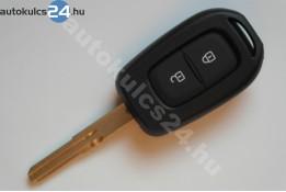 Renault kulcsház 2 gombos újabb