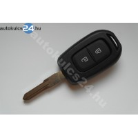 Renault kulcsház 2 gombos