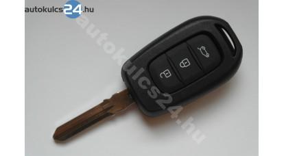 Renault kulcsház 3 gombos