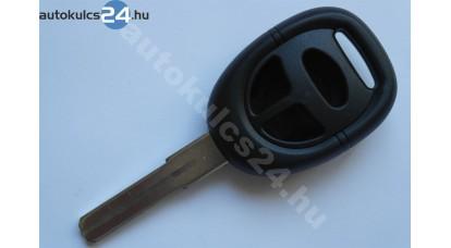 Saab 3 gombos kulcsház #2