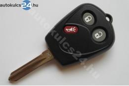 Saab kulcsház 3 gombos