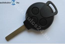 Smart 3 gombos kulcs