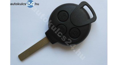 Smart 3 gombos komplett kulcs 433Mhz