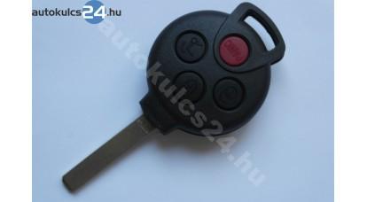 Smart 4 gombos kulcs