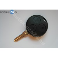 Smart 3 gombos kulcs infras