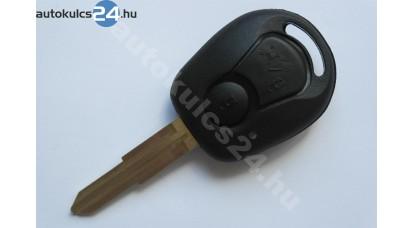 Ssangyong 2 gombos kulcsház