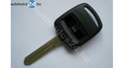 Subaru 2 gombos kulcsház
