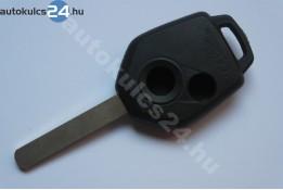 Subaru 2 gombos kulcsház lapmart