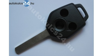 Subaru 3 gombos kulcsház lapmart