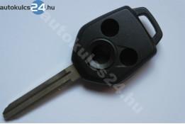 Subaru 3 gombos kulcsház TOY43
