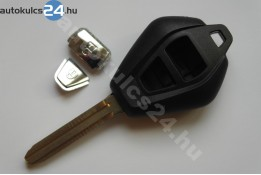 Suzuki 2 gombos kulcsház