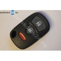 Suzuki 2 + panic gombos távirányítóház