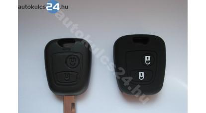 Citroen/Peugeot 2 gombos szilikontok