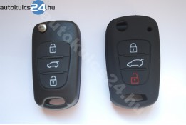Hyundai/Kia 3 gombos szilikontok