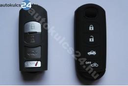 Mazda 3+1 gombos szilikontok