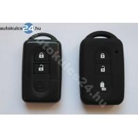 Nissan 3 gombos kulcs szilikontok