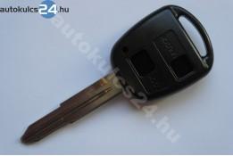 Toyota kulcsház 2 gombos TOY41
