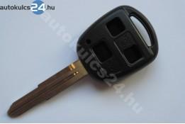 Toyota kulcsház 3 gombos TOY41