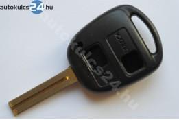 Lexus kulcsház 2 gombos TOY48 rövid