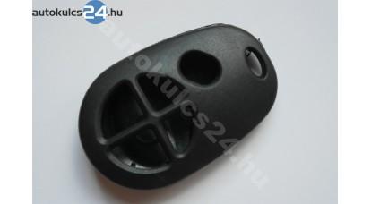 Toyota 5 gombos kulcsház